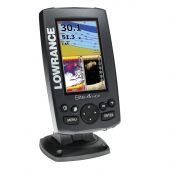 Lowrance Elite 4 HDI color