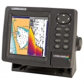 Lowrance LMS 520c