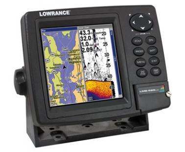 Эхолот/картплоттер/навигатор Lowrance LMS 525c