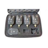 World4carp Набор сигнализаторов поклевки FA211-4 V2