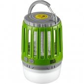 Фонарь SKIF Outdoor Green Basket с защитой от насекомых