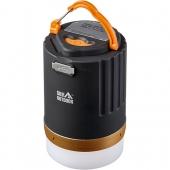Фонарь SKIF Outdoor Light Drop Max Black/Orange с пультом