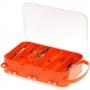 Коробка Aquatech 2515 2-х стор. 15 ячеек