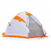 Палатка зимняя Lotos-4 оранжевая