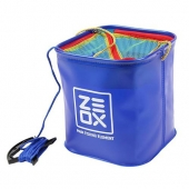 Ведро Zeox Bucket With Rope and Mesh