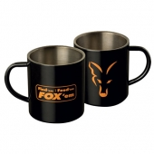 Fox Stainless Black