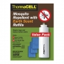 Расходники Thermacell E-4 Repellent Refills Value Pack – Earth Scent