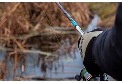 Рыбалка со спиннингами Zemex Impressive видео