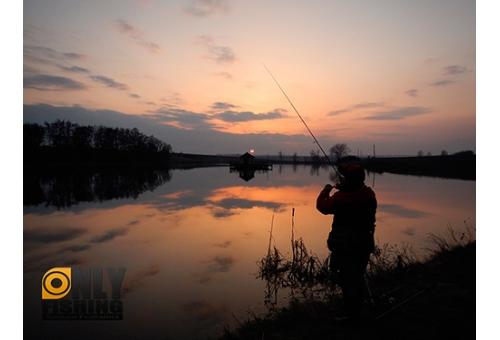 Завтра на рыбалку