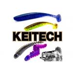 Обзор легендарных съедобных силиконовых приманок KEITECH