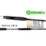 Обзор спиннинга Zemex 2018 Solid 832M