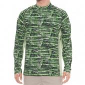 Simms SolarFlex Print Shirt UPF 50+