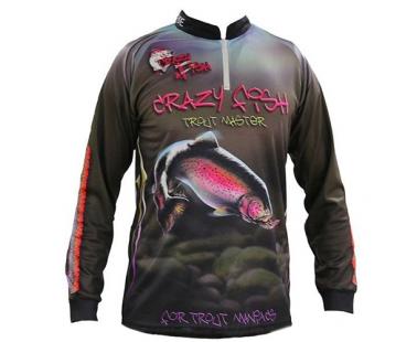 Реглан Crazy Fish Trout Мaster