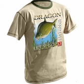 Dragon Лещ Бежевая PGD-TS-19
