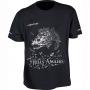 Футболка Dragon Hells Anglers Судак Черная PGD-TS-26-01 S