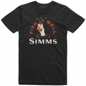 Simms Cheers Fish It Well T-Shirt