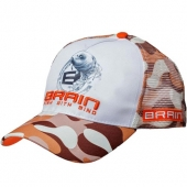 Brain Fish Logo Cap