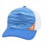 Кепка Simms 5-panel Trucker Water Electrc Blue