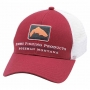 Кепка Simms Women's Small Fit Trucker Rusty Red