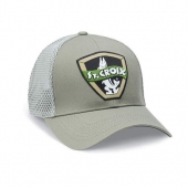 St.Croix Retro Musky Logo Trucker Cap