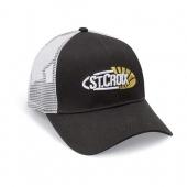 St.Croix Trucker Mesh Cap Black