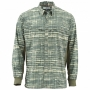 Рубашка Simms Bugstopper Intruder BiComp Mountain Print Loden L