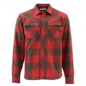Simms Heavy Weight Flannel