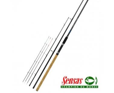 Удилище фидерное Sensas Silver Fish Rod