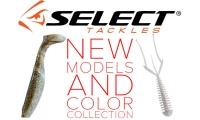 Новые модели и цвета силикона Select!