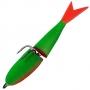 Поролонка Acoustic Baits 85mm двусоставная #Fluo Green - 1шт