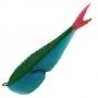 Поролоновая рыбка Acoustic Baits FAT 85mm #0404 - 1шт
