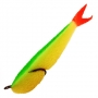 Поролоновая рыбка Acoustic Baits FAT 85mm #0201 - 1шт