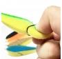 Поролоновая рыбка Acoustic Baits FAT 85mm