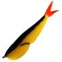 Поролоновая рыбка Acoustic Baits FAT 85mm #0202 - 1шт