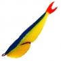 Поролоновая рыбка Acoustic Baits FAT 85mm #0204 - 1шт