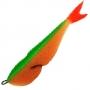 Поролоновая рыбка Acoustic Baits FAT 85mm #0101 - 1шт