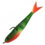 Поролоновая рыбка Acoustic Baits 75mm паянная #Cayman - 1шт