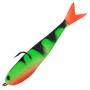 Поролоновая рыбка Acoustic Baits 75mm паянная #Fire Tiger - 1шт