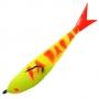 Поролоновая рыбка Acoustic Baits 75mm паянная #Yellow Tiger - 1шт