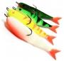 Поролоновая рыбка Acoustic Baits 60mm паянная
