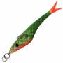 Поролоновая рыбка Acoustic Baits Slag 100mm #Caiman