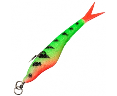 Поролоновая рыбка Acoustic Baits Slag 100mm