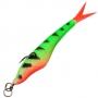 Поролоновая рыбка Acoustic Baits Slag 100mm #Fire Tiger