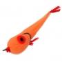 Поролоновая рыбка Acoustic Baits Sport 90mm #Оранжевая