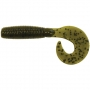 Силикон Big Bite Baits Finesse Grub 4 #Green Pump -1шт