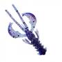 """Силикон Crazy Fish Nimble 1.6"""" #51D Milky Way"""