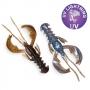 "Силикон Crazy Fish Nimble 5"" #3d Swamp Pearl"