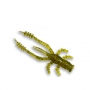 "Crazy Fish Crayfish 1.8"" #01 Olive"