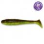 Силикон Crazy Fish Vibro FAT 4 #4d Chart swamp