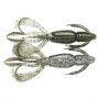 Силикон Keitech Crazy Flapper 2.8 #460 Silver flash craw
